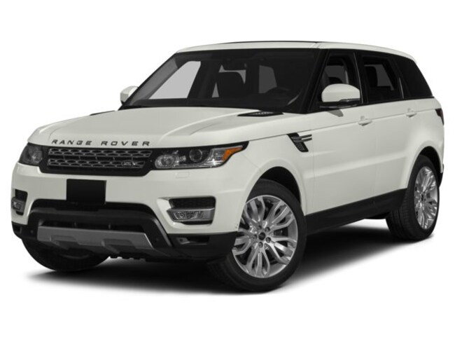Used 2015 Land Rover Range Rover Sport 4WD  Supercharged SUV in Knoxville, TN