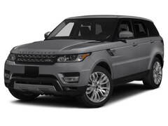 Used Vehicles for sale 2015 Land Rover Range Rover Sport Supercharged SUV in Austin, TX