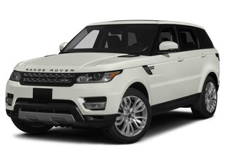 Used 2015 Land Rover Range Rover Sport 5.0L V8 Supercharged Autobiography SUV in Broomfield, CO