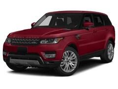 2015 Land Rover Range Rover Sport 5.0L V8 Supercharged Autobiography SUV in Farmington Hills near Detroit