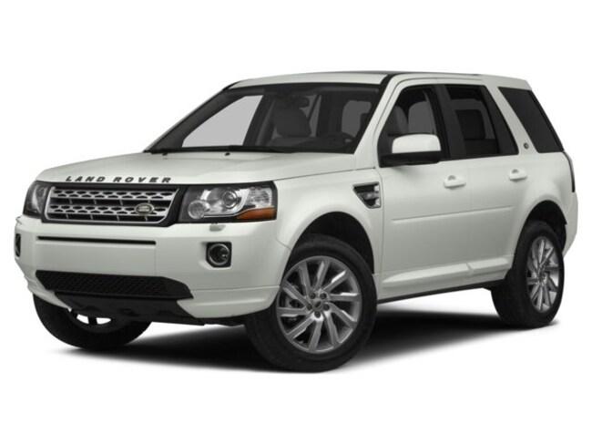 2015 Land Rover LR2 SUV