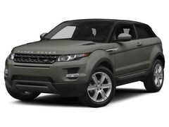Pre-Owned 2015 Land Rover Range Rover Evoque Pure Plus SUV in Cape Cod, MA