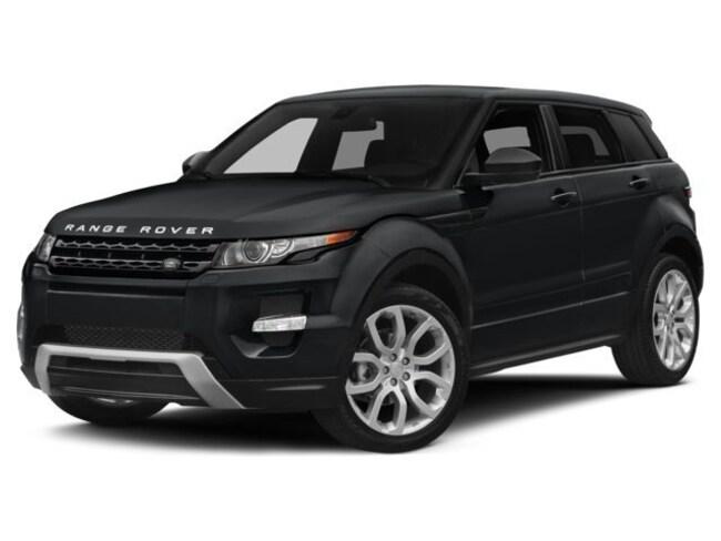 2015 Land Rover Range Rover Evoque Prestige Sport Utility