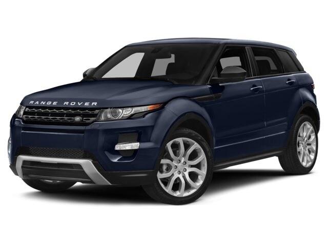 2015 Land Rover Range Rover Evoque Autobiography SUV