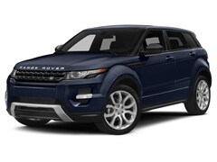 Pre-Owned 2015 Land Rover Range Rover Evoque Autobiography SUV SALVE2BG7FH025199 for Sale in El Paso, TX