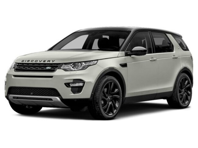 Certified Pre-Owned 2015 Land Rover Discovery Sport For Sale ...