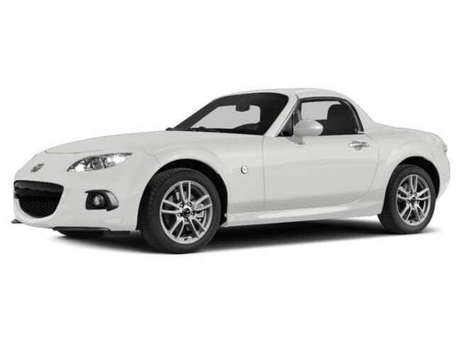 2015 Mazda MX-5 Miata Club Manual Hard Top Convertible