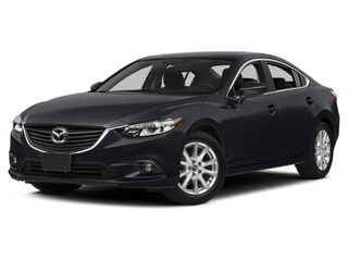 Used 2015 Mazda Mazda6 i Touring Sedan JM1GJ1V50F1209621 for sale in Salem, OR at Capitol Toyota