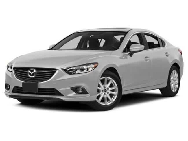 New 2015 Mazda Mazda6 i Grand Touring Sedan in Milford, CT