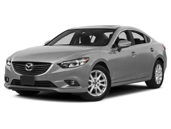 2015 Mazda Mazda6 i Grand Touring Sedan