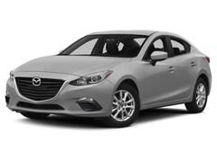 2015 Mazda Mazda3 i SV Sedan