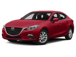 2015 Mazda Mazda3 i SV Sedan FWD