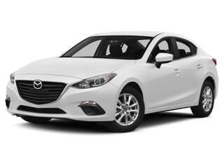 Used 2015 Mazda Mazda3 i Sport Sedan near Danvers, MA