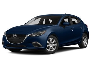 2015 Mazda Mazda3 i Touring Hatchback