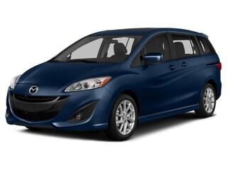 Used 2015 Mazda Mazda5 Sport Wagon in Burlington, VT