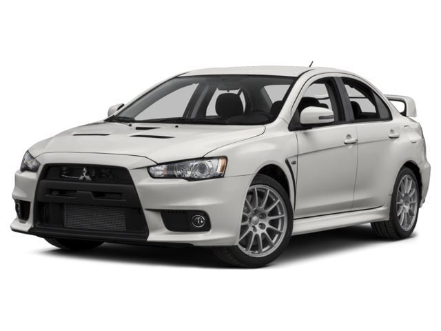 Used 2015 Mitsubishi Lancer Evolution MR 4dr Sdn TC SST Sedan In Carson CA