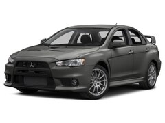 2015 Mitsubishi Lancer Evolution Final Edition Sedan
