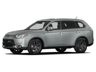 2015 Mitsubishi Outlander ES SUV