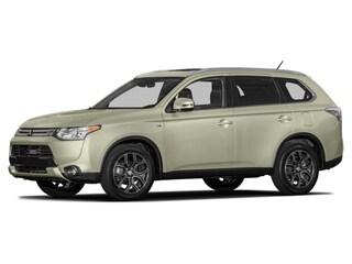 Used  2015 Mitsubishi Outlander ES 2WD  ES For Sale in New Bern, NC
