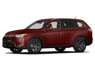 Used 2015 Mitsubishi Outlander SE SUV in North Palm Beach, FL