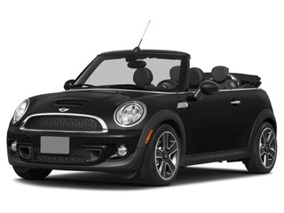 2015 MINI Convertible Cooper S Convertible