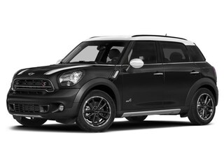 2015 MINI Cooper S Countryman Base SUV