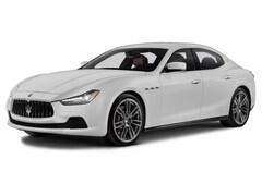 Used 2015 Maserati Ghibli Sedan ZAM57XSA8F1155264 PF1155264 Miami