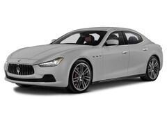 Certified 2015 Maserati Ghibli Base Sedan for sale in Atlanta