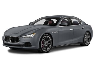 Used 2015 Maserati Ghibli Base Sedan for sale in Atlanta, GA