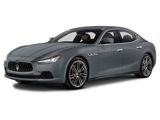 2015 MASERATI GHIBLI Sedan for sale in Fort Lauderdale, FL at Maserati of Fort Lauderdale