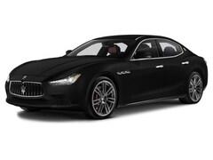 Used 2015 Maserati Ghibli S Q4 Sedan Davie
