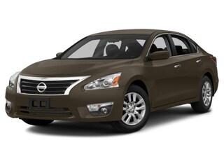 2015 Nissan Altima 2.5 S 2.5 S  Sedan