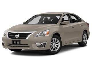 2015 Nissan Altima 2.5 S Sedan