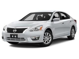 2015 Nissan Altima 4dr Sdn I4 2.5 S Car