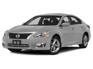 Certified Pre-Owned 2015 Nissan Altima 2.5 SL Sedan Mesa