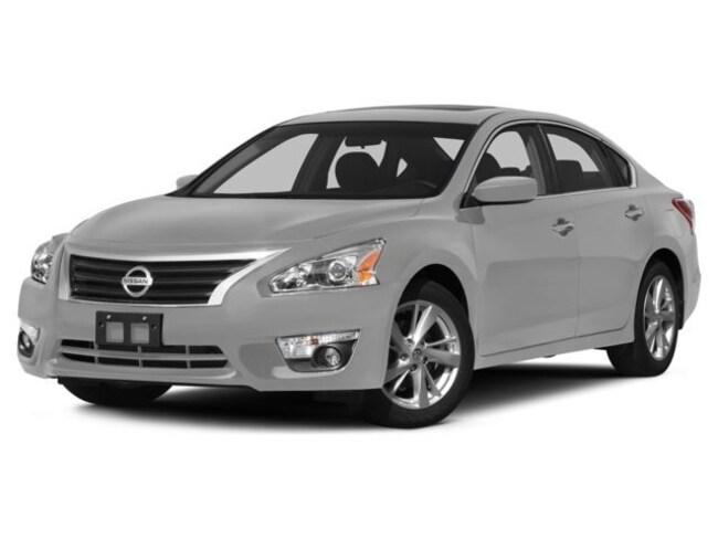 Used 2015 Nissan Altima 2.5 SL Sedan Brilliant Silver For Sale in ...