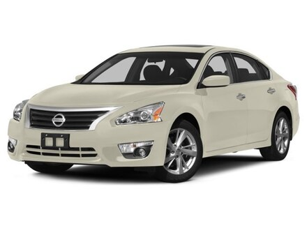2015 Nissan Altima 2.5 SL Sedan