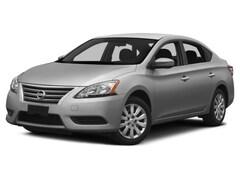 Used 2015 Nissan Sentra S Sedan Winston Salem, North Carolina
