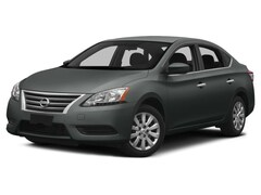 Used 2015 Nissan Sentra S Sedan Lake Norman, North Carolina