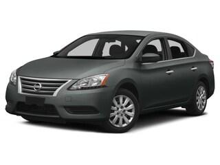 2015 Nissan Sentra I4 CVT SV Sedan