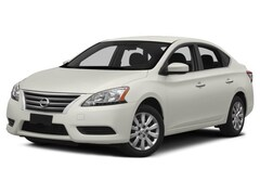 Used 2015 Nissan Sentra S Sedan Concord, North Carolina