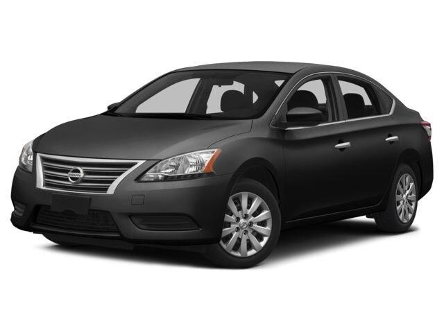 2015 Nissan Sentra S Sedan