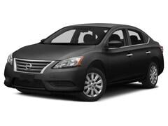 Used 2015 Nissan Sentra SR Sedan 18POC928 3N1AB7AP5FY291311 for sale in Blairsville, PA at Tri-Star Chrysler Motors