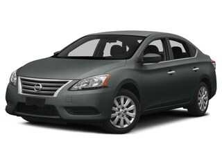 Discounted 2015 Nissan Sentra SV Sedan for sale near you in Mesa, AZ