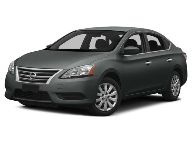 Used 2015 Nissan Sentra For Sale in Fairfield CA | Near Concord ...