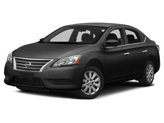 Certified Pre-Owned 2015 Nissan Sentra SV Sedan NP1634 in the Boston area