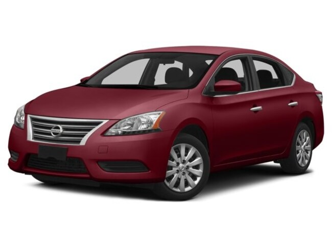 Used 2015 Nissan Sentra SV Sedan for sale in Avondale, AZ