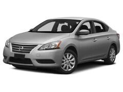 Used 2015 Nissan Sentra FE+ S Sedan for sale in Merced, CA
