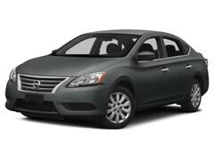 2015 Nissan Sentra FE+ S Sedan