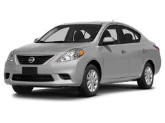 2015 Nissan Versa 4dr Sdn Manual 1.6 S Sedan